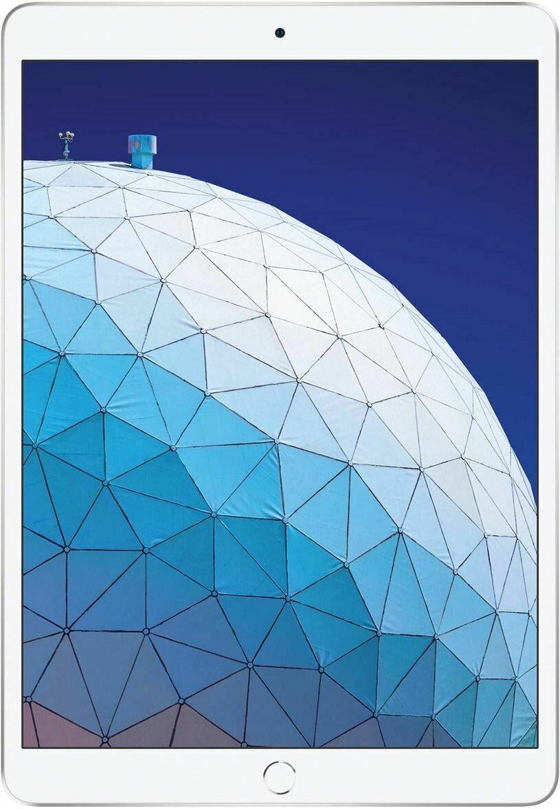 Планшет Apple iPad Air (2019) 64Gb Wi-Fi + Cellular Silver (серебристый) MV0E2RU/A РОСТЕСТ
