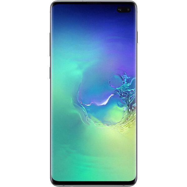 Смартфон Samsung Galaxy S10+ 8/128GB Prism Green (аквамарин)