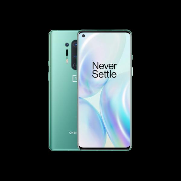 Смартфон OnePlus 8 Pro 12/256GB Glacial Green (зелёный)