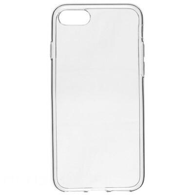 Прозрачный силиконовый чехол для Apple iPhone 6s / 7 / 8