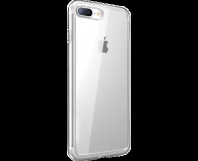 Прозрачный силиконовый чехол для Apple iPhone 7+/8+