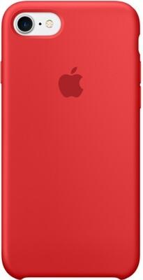 Чехол Apple для iPhone 7/8 (красный)