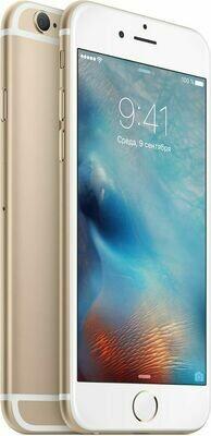 Смартфон Apple iPhone 6s 32GB Gold (золотистый) A1688
