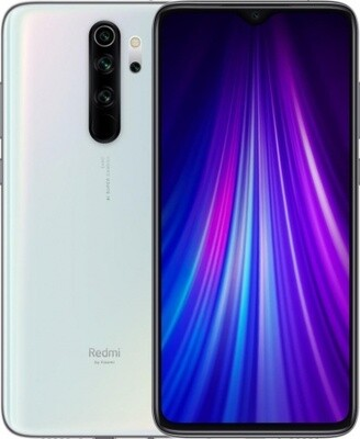 Смартфон Xiaomi Redmi Note 8 Pro 4/128GB White (белый) Global Version