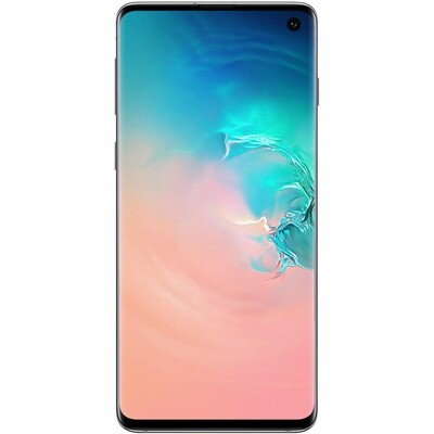 Смартфон Samsung Galaxy S10 8/128Gb Prism White (перламутр)