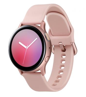 Часы Samsung Galaxy Watch Active2 алюминий 40 мм Pink Gold (Нежная Пудра) RU/A