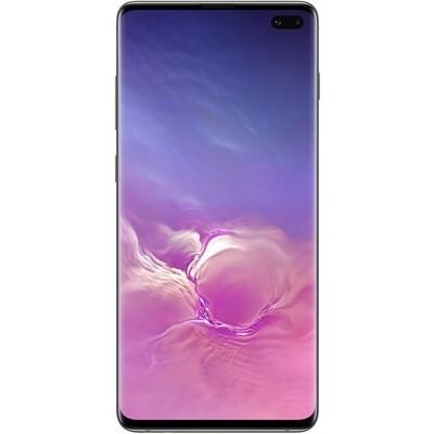 Смартфон Samsung Galaxy S10+ 8/128GB Prism Black (оникс)