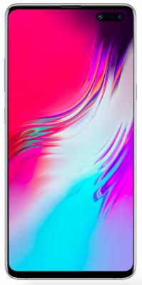 Смартфон Samsung Galaxy S10+ 8/128GB Prism Silver (серебристый)