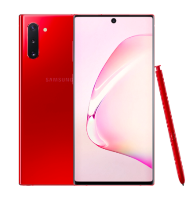 Смартфон Samsung Galaxy Note 10 8/256GB Red (Красный) RU/A
