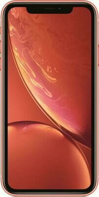 Смартфон Apple iPhone XR 128GB Coral (коралл)