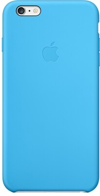 Чехол Apple для iPhone 6 Plus (голубой)