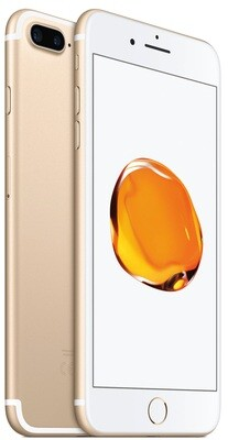 Смартфон Apple iPhone 7 Plus 128GB Gold (золотистый)