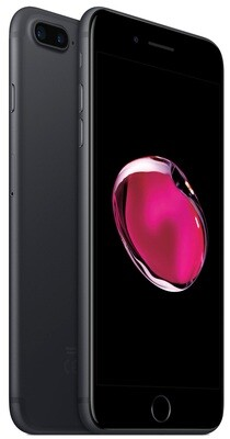 Смартфон Apple iPhone 7 Plus 128GB Black (черный)