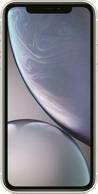 Смартфон Apple iPhone XR 128GB White (белый) MRYD2RU/A РОСТЕСТ