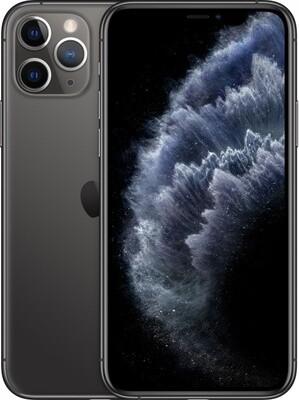 Смартфон Apple iPhone 11 Pro Max 64Gb Space Gray (серый космос) MWHD2RU/A РОСТЕСТ