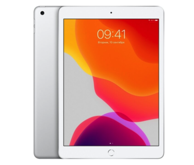 Планшет Apple iPad (2019) 128Gb Wi-Fi Silver (серебристый) MW782RU/A РОСТЕСТ