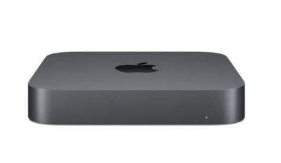 Настольный компьютер Apple Mac Mini MXNF2RU/A (Intel Core i3-8100/8/256/Intel UHD Graphics 630/OS X)