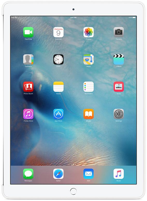 Чехол Apple для iPad Pro 12.9 (белый)