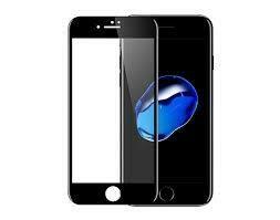 Защитное стекло для Apple iPhone 7+ / 8+ с рамкой