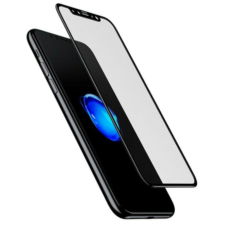 Защитное 5D стекло для Apple iPhone XR / 11