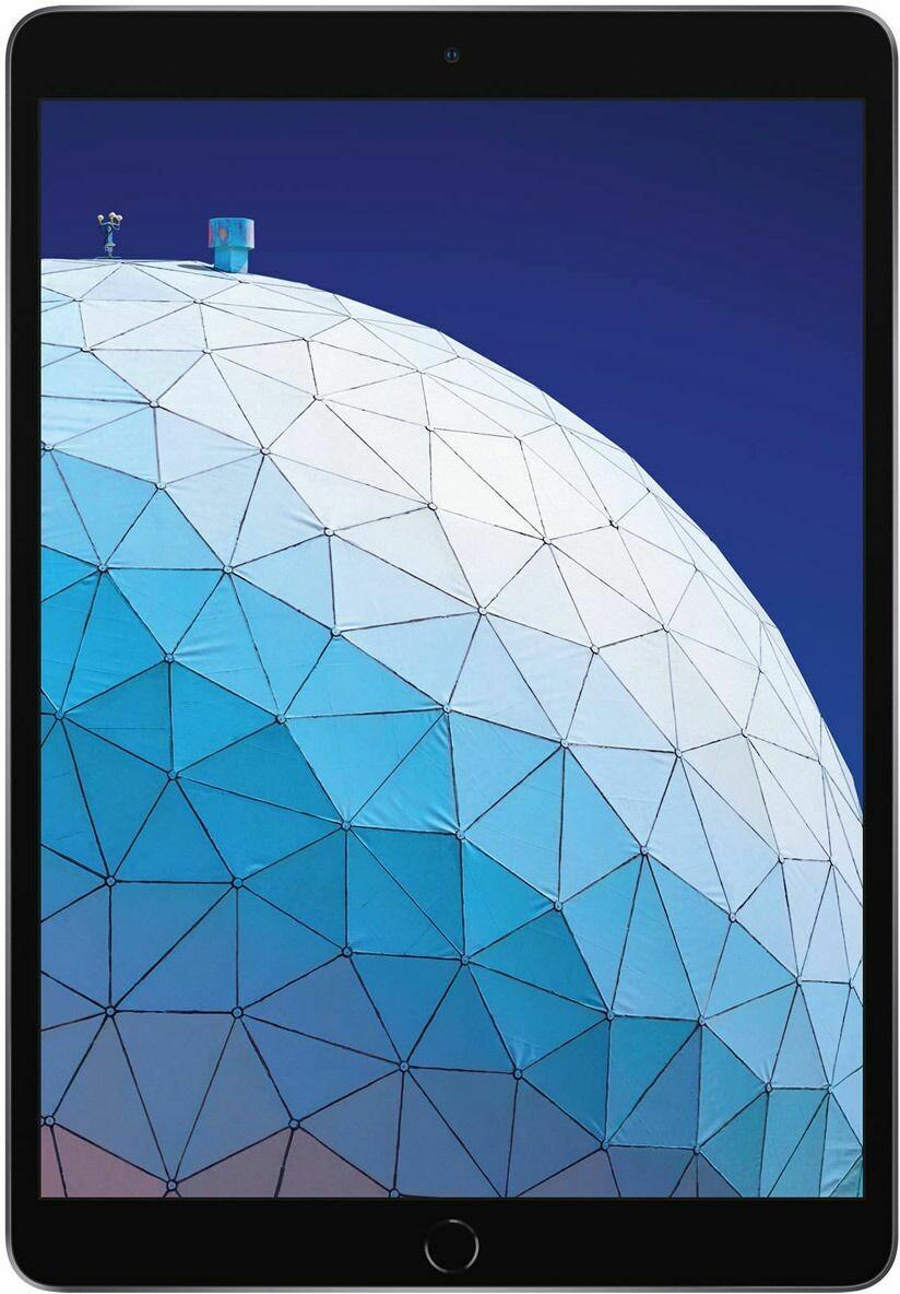 Планшет Apple iPad Air (2019) 256Gb Wi-Fi Space Gray (серый космос) MUUQ2RU/A РОСТЕСТ