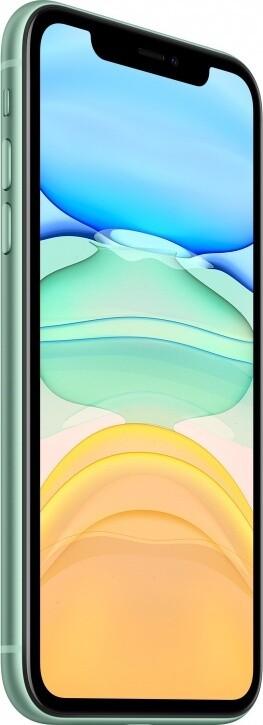 Смартфон Apple iPhone 11 64Gb Green (зеленый) MWLY2RU/A РОСТЕСТ