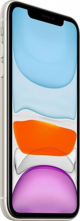 Смартфон Apple iPhone 11 64Gb White (белый)