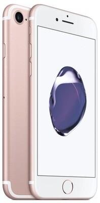 Смартфон Apple iPhone 7 128GB Rose Gold (розовое золото)
