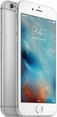 Смартфон Apple iPhone 6s 32GB Silver (серебристый) A1688