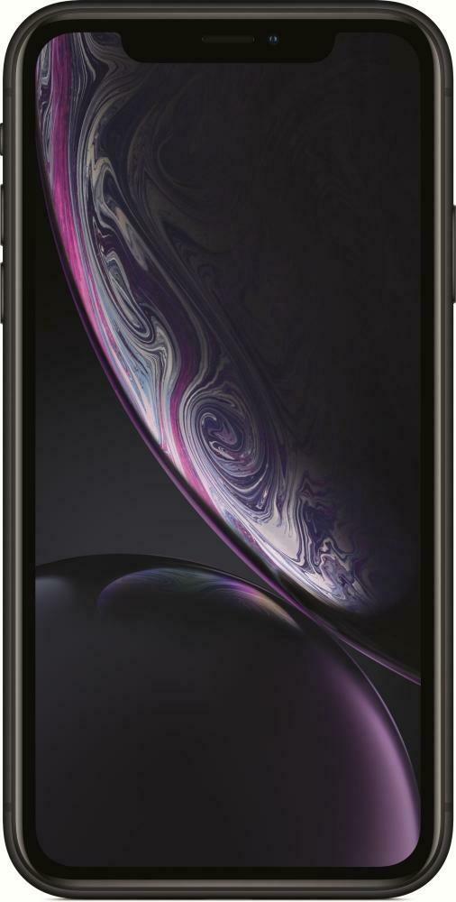 Смартфон Apple iPhone XR 128GB Black (черный) MRY92RU/A РОСТЕСТ