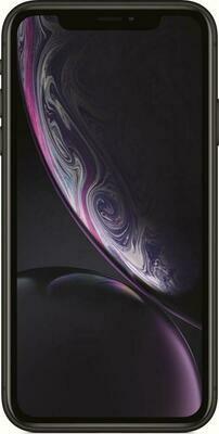 Смартфон Apple iPhone XR 128GB Black (черный)