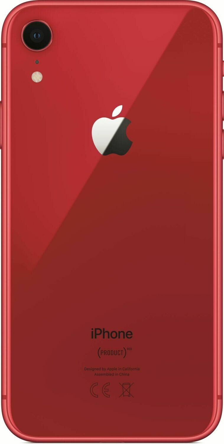 Смартфон Apple iPhone XR 64GB (PRODUCT)RED™ Special Edition (красный) MRY62RU/A РОСТЕСТ
