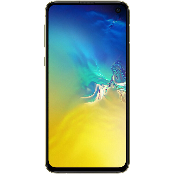 Смартфон Samsung Galaxy S10e 6/128Gb Canary Yellow (цитрус) RU/A