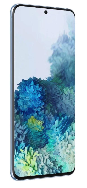 Смартфон Samsung Galaxy S20 8/128 Blue (голубой) RU/A