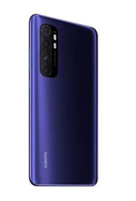 Смартфон Xiaomi Mi Note 10 Lite 6/128GB Синий