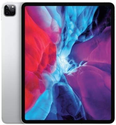 Планшет Apple iPad Pro 12.9 (2020) 128GB Wi-Fi + Cellular Silver