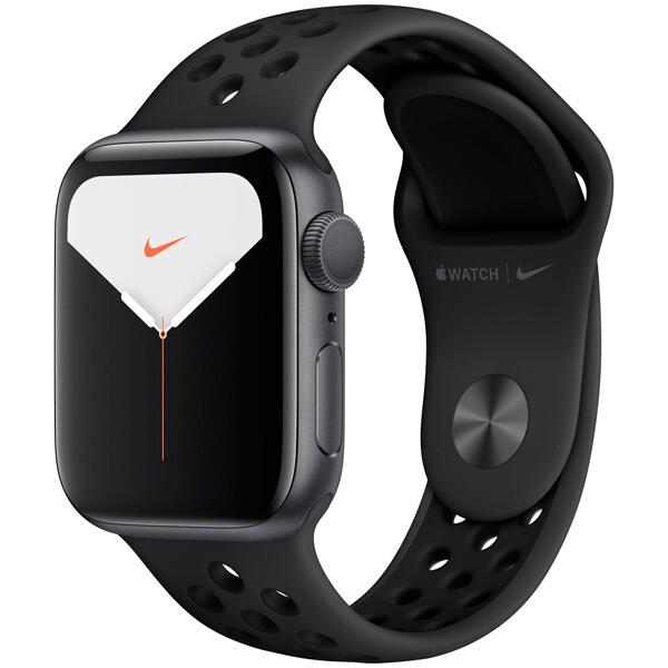 Смарт-часы Apple Watch S5 Nike+ 40mm SpGrey Sport Band