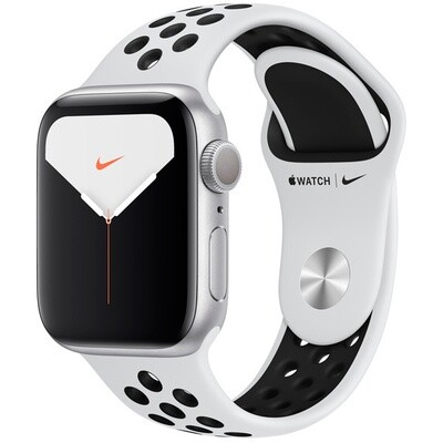 Смарт-часы Apple Watch S5 Nike+ 44mm Silver Sport Band
