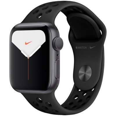 Смарт-часы Apple Watch S5 Nike+ 44mm SpGrey Sport Band