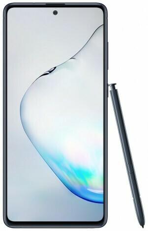 Телефон Samsung Galaxy Note 10 Lite 6/128 GB (Черный)