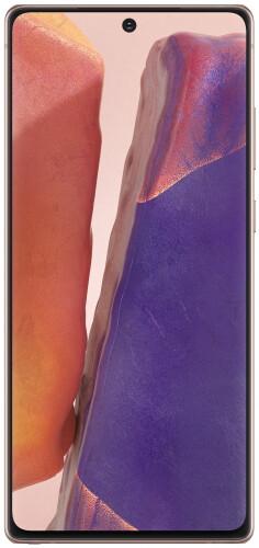 Смартфон Samsung Galaxy Note 20 256GB Bronze
