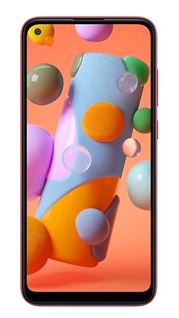 Samsung Galaxy A11 2/32GB Красный