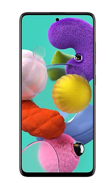 Смартфон Samsung Galaxy A51 4/64GB Синий