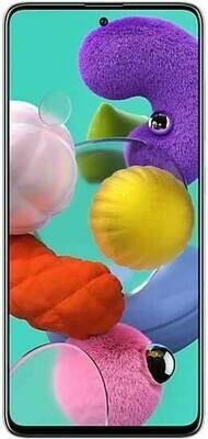 Смартфон Samsung Galaxy A51 4/64GB Белый