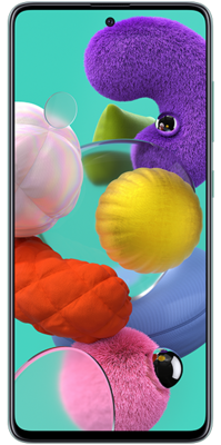 Смартфон Samsung Galaxy A51 4/128GB Красный