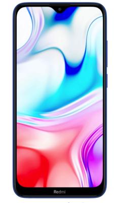 Смартфон Xiaomi Redmi Note 8  4/64GB Blue (Синий) Global Version