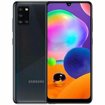 Смартфон Samsung Galaxy A31 64 Чёрный