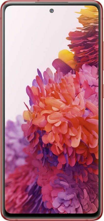 Смартфон Samsung Galaxy  FE 128 Красный