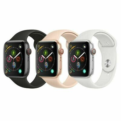 Apple Watch Series 3 42mm Aluminum Case with Sport Band Black