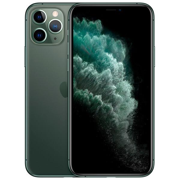 Смартфон Apple iPhone 11 Pro 512GB Green